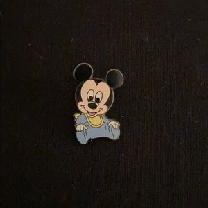 Baby Boy Mickey Mouse Disneyland Disney Pin